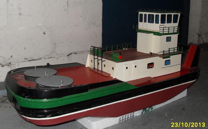 Schubschiff THYSSEN II Thysse11