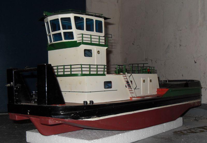 Schubschiff THYSSEN II Thysse13