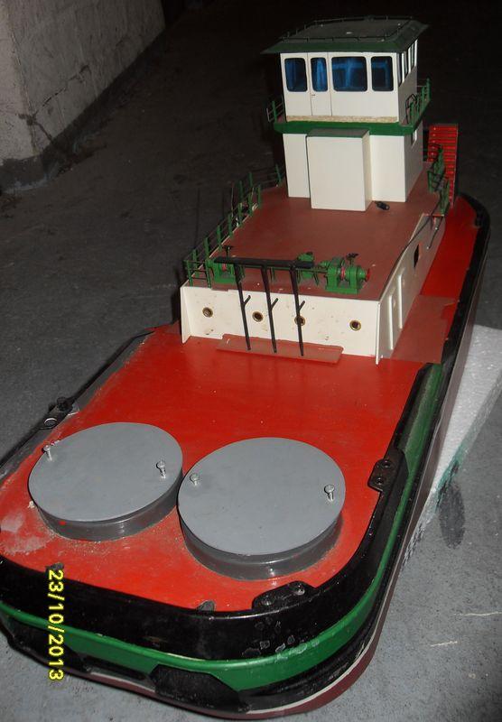 Schubschiff THYSSEN II Thysse14