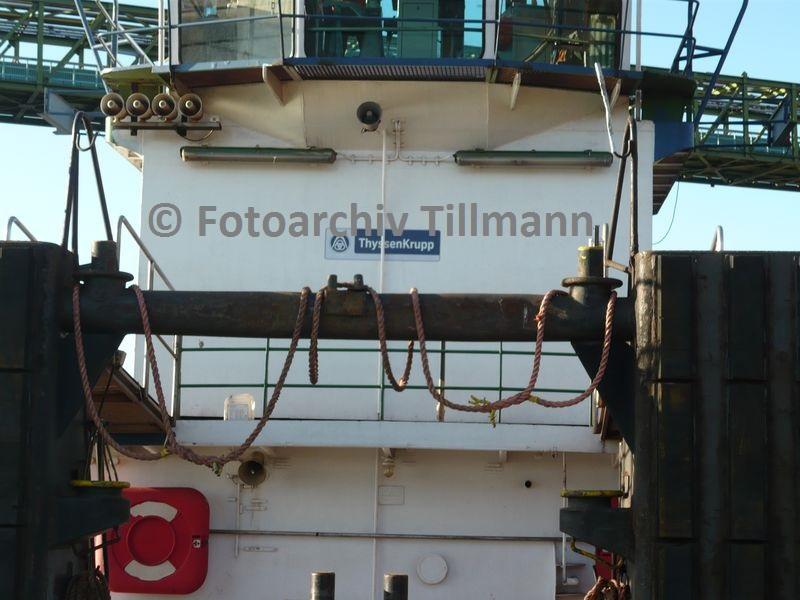 Schubschiff THYSSEN II Thysse32