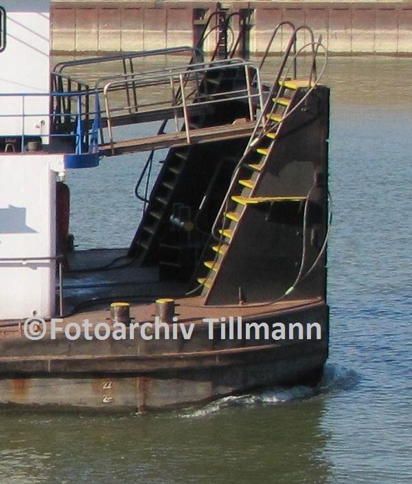 Schubschiff THYSSEN II Thysse43