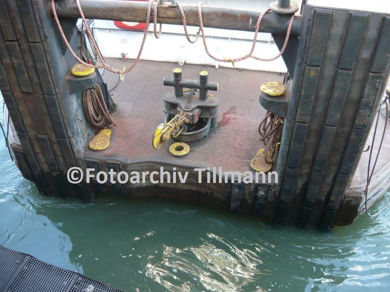 Schubschiff THYSSEN II Thysse46