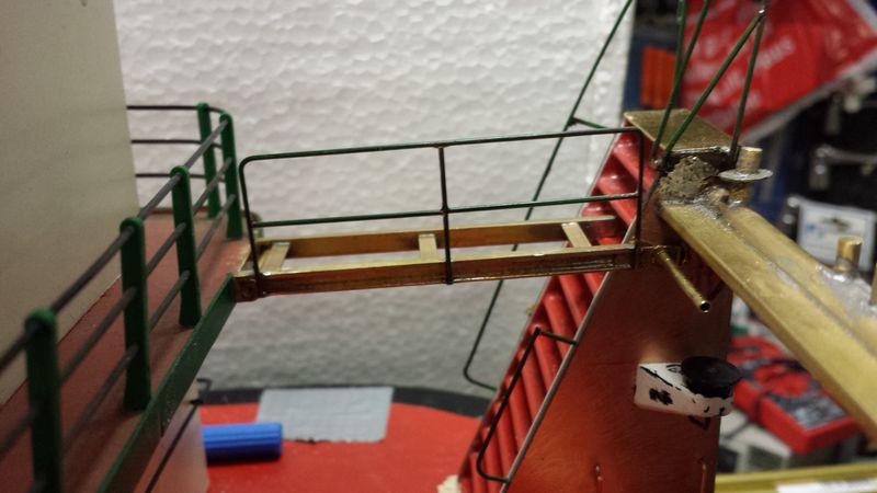 Schubschiff THYSSEN II Thysse74