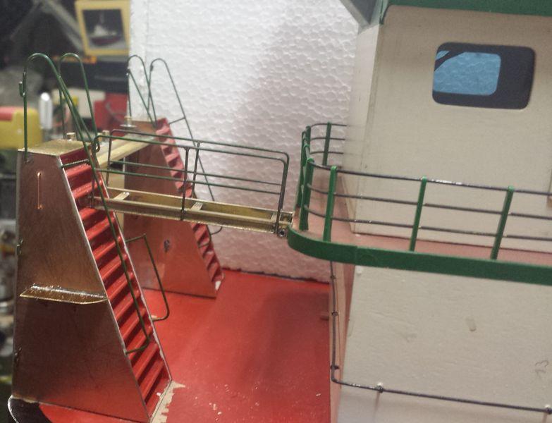 Schubschiff THYSSEN II Thysse79