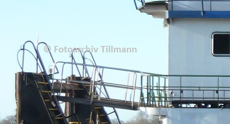 Schubschiff THYSSEN II Thysse80