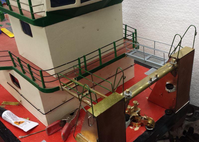 Schubschiff THYSSEN II Thysse97