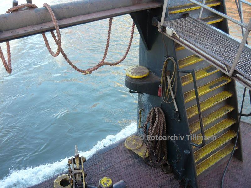 Schubschiff THYSSEN II Thysse99