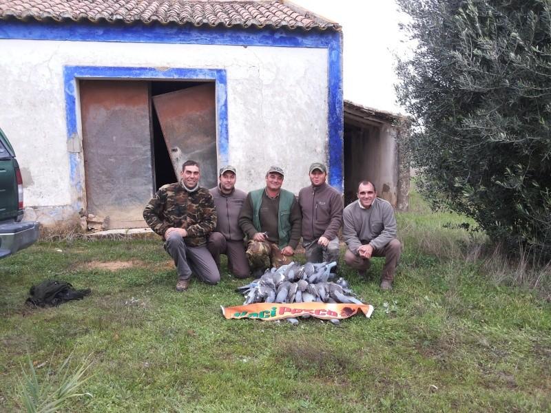 Grandola vila morena, queremos é pombos la la la 20131110
