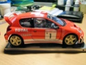 PEUGEOT 206 WRC version 2003 1/24 Sam_0220