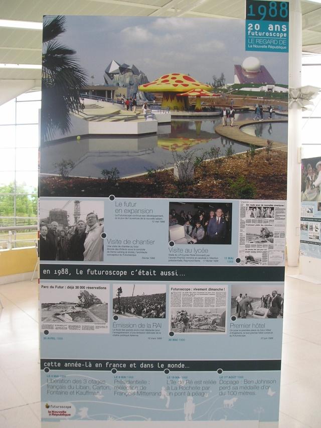 """Exposition itinérante """"Les 20 ans du Futuroscope"""" - Page 2 P8171612"""