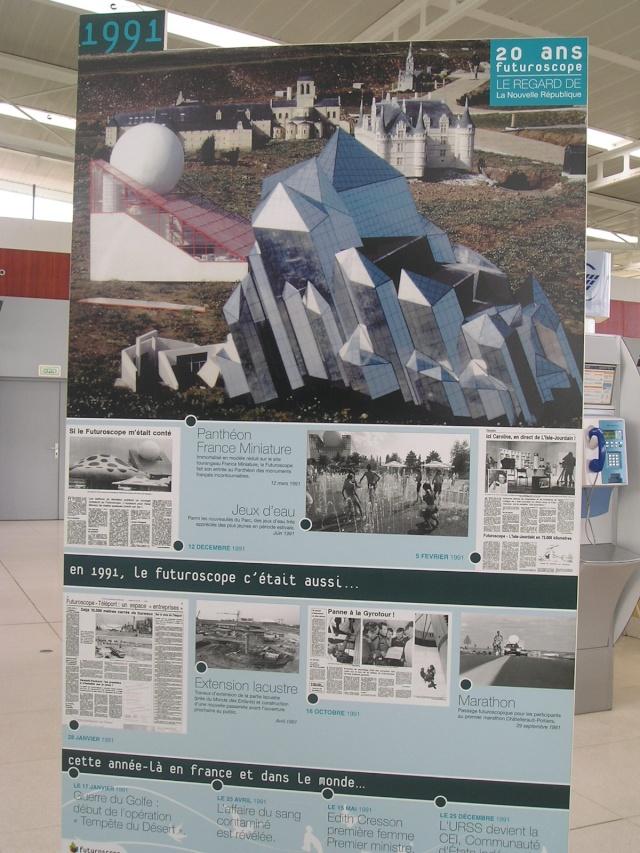 """Exposition itinérante """"Les 20 ans du Futuroscope"""" - Page 2 P8171614"""