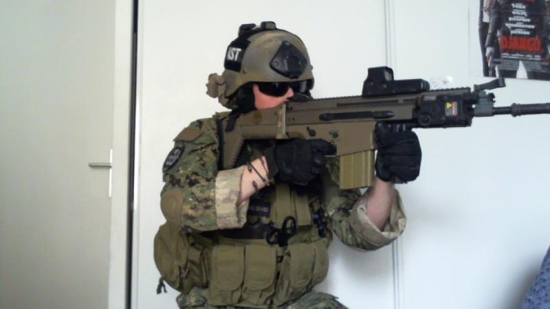 Tenue inspiration Navy Seal Warfare Pictur11