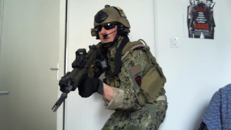 Tenue inspiration Navy Seal Warfare Pictur12