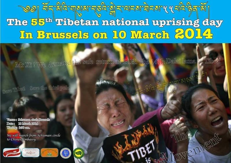 Manifestation pour le Tibet à Bruxelles - Page 2 19268710