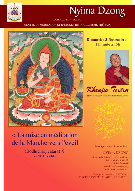 Khenpo Tseten à Nyima Dzong Nov 2013 Khtse_10