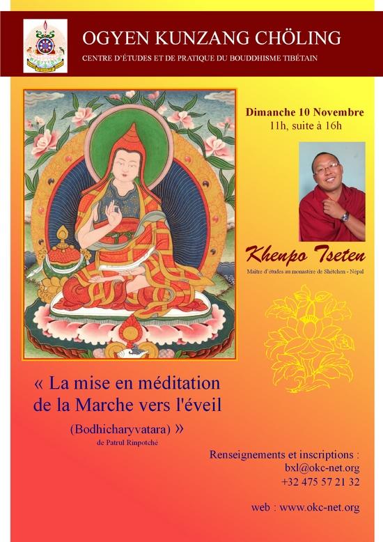 Khenpo Tseten à Bruxelles Nov 2013 Ktse_b10
