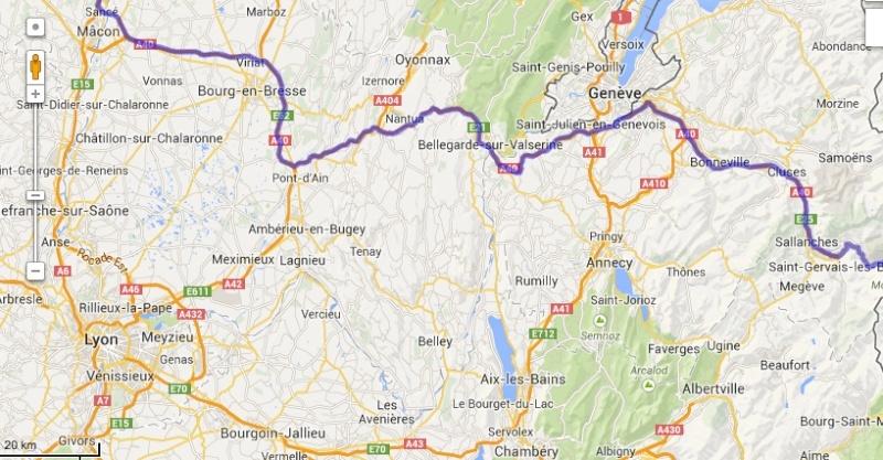 Voyage en Italie - recherche hotel/chambre vers Lyon Annecy Captur10