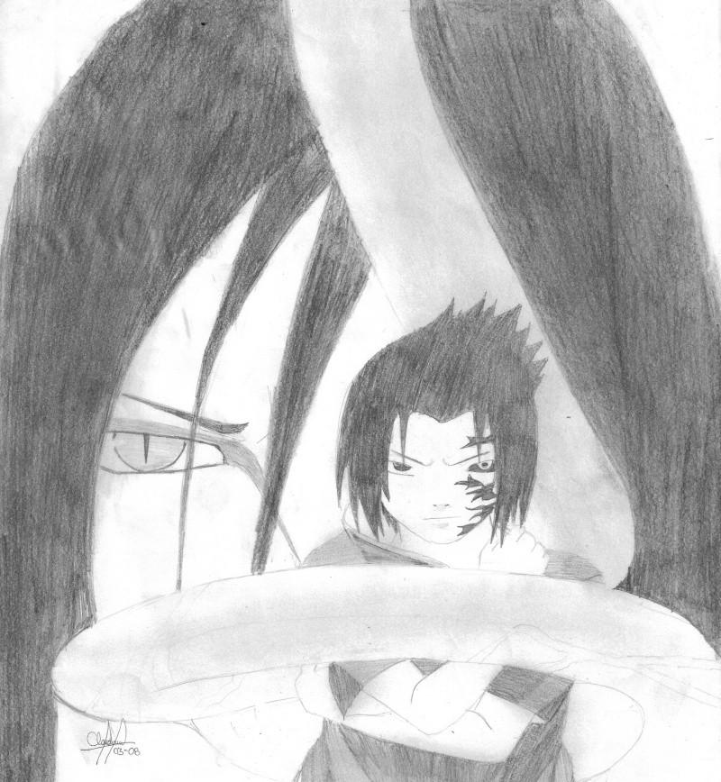 Mis FanArt ^^ - Página 2 Sasu-o12