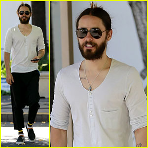 Jared Leto - Beverly Hills 15 Mai 2014 [photos]  Jared-57