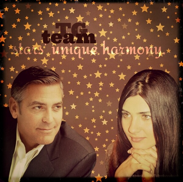 George Clooney and Tuba Buyukustun Photoshopped Pictures - Page 5 Picsar11