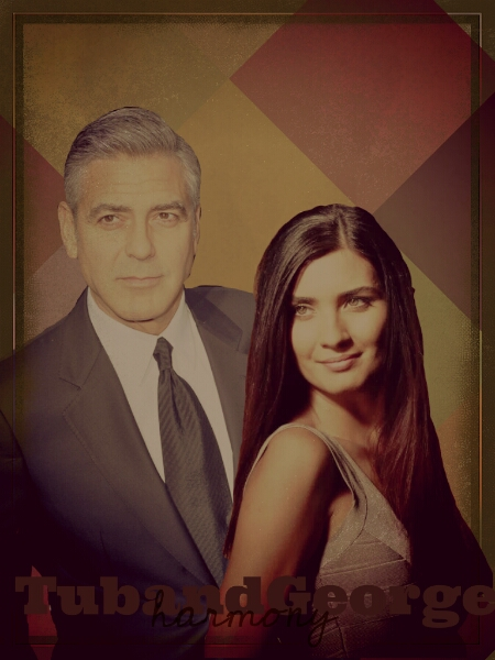 George Clooney and Tuba Buyukustun Photoshopped Pictures - Page 6 Picsar15