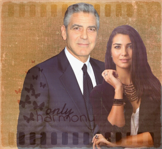 George Clooney and Tuba Buyukustun Photoshopped Pictures - Page 6 Picsar17