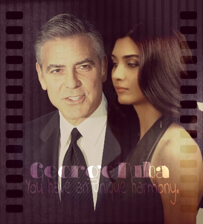 George Clooney and Tuba Buyukustun Photoshopped Pictures - Page 6 Picsar20