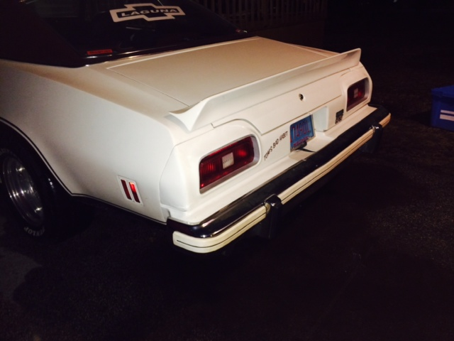 My Bud Toms74Laguna With Spoiler add on Pics added  Get-at10
