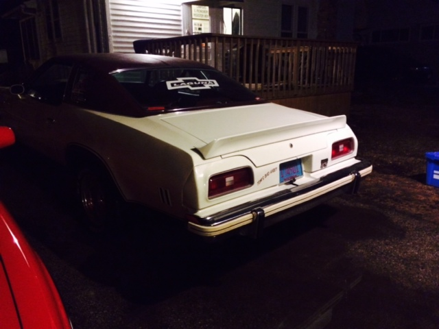 My Bud Toms74Laguna With Spoiler add on Pics added  Get-at11