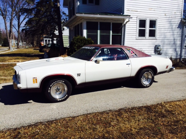 My Bud Toms74Laguna With Spoiler add on Pics added  Get-at12