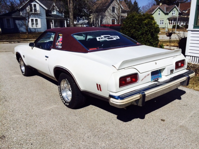 My Bud Toms74Laguna With Spoiler add on Pics added  Get-at13