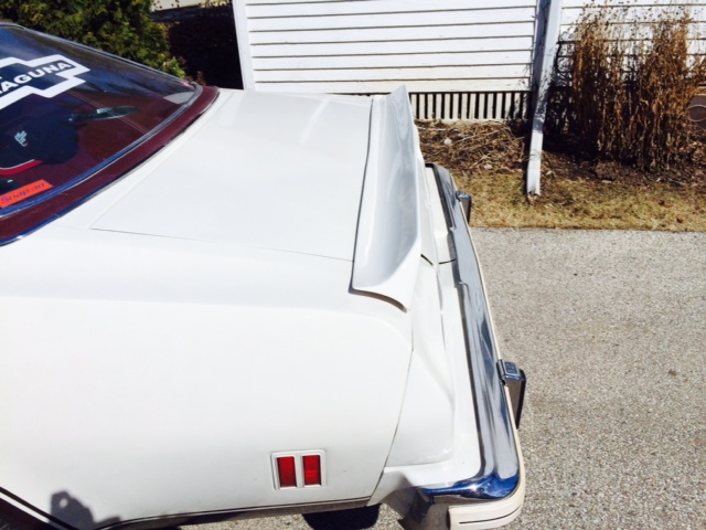 My Bud Toms74Laguna With Spoiler add on Pics added  Get-at14