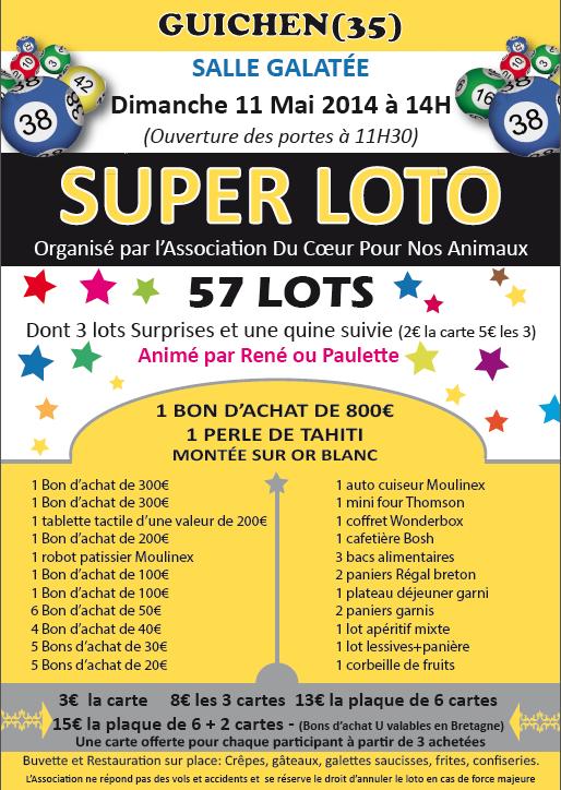 Loto à Guichen le dimanche 11 mai 2014 Captur10