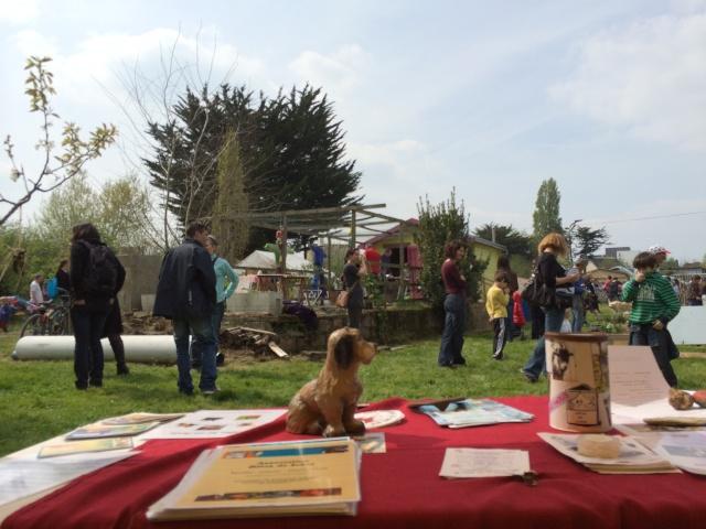 Stand à la fête de la nature - 12 avril - St Jacques de la Lande Img_0019