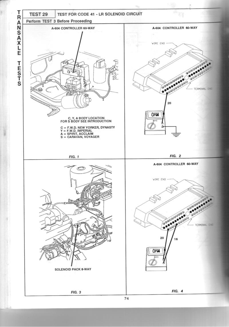 Boite auto en LImp mode s2 Test_210