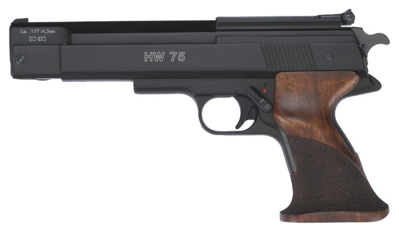 Choix pistolet Hw7512