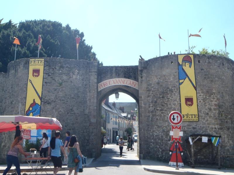 les Médiévales de Guérande, Mai 2014  (Terminées) 02-p5110