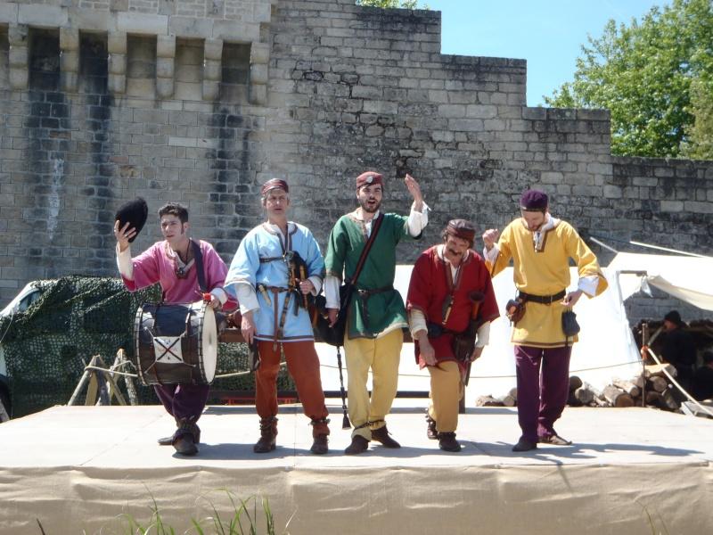 les Médiévales de Guérande, Mai 2014  (Terminées) 22-p5110