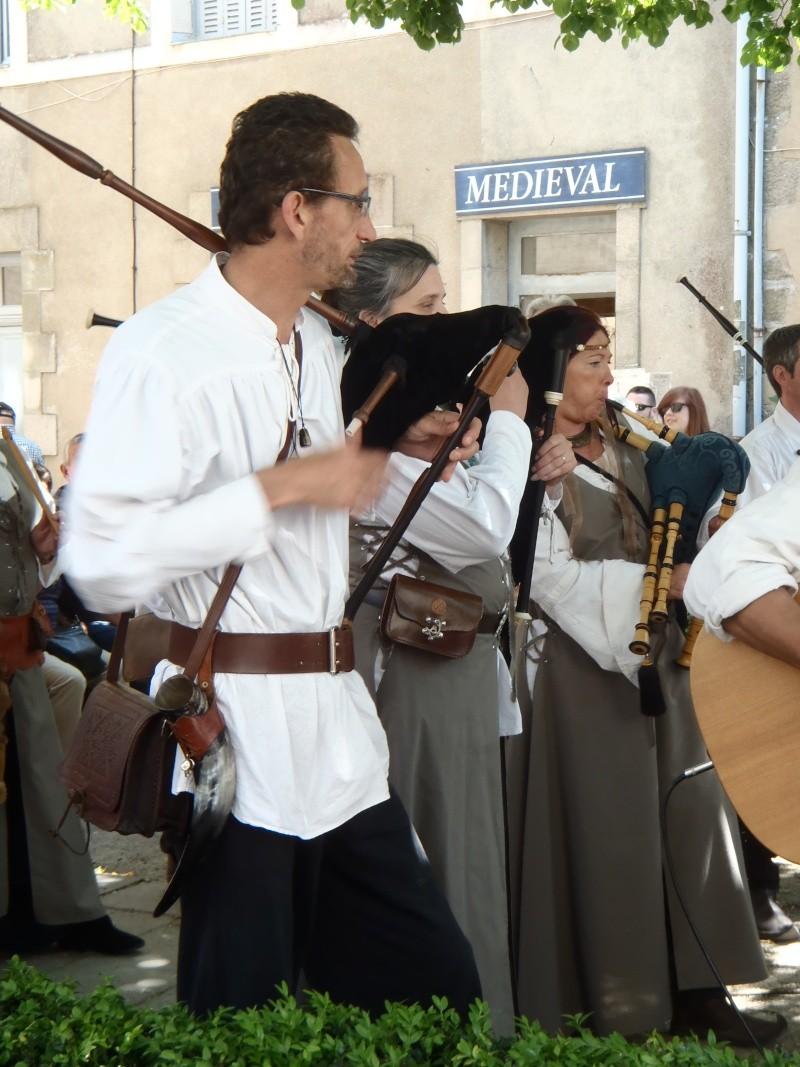 les Médiévales de Guérande, Mai 2014  (Terminées) 25-p5110