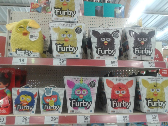Peluches interactives Furby 2014-020