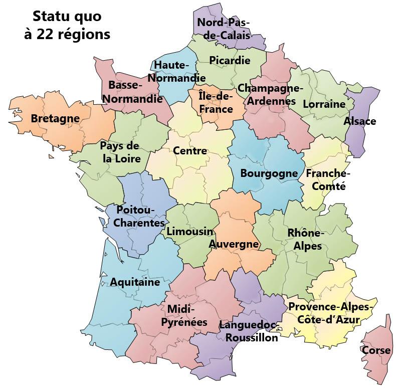 [Actualité] Fusion de régions et disparition des départements 71968310