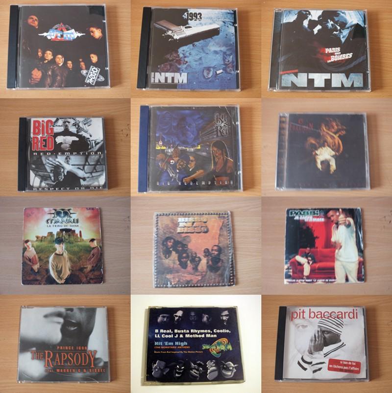 Musiques des années 90  Cd90c10