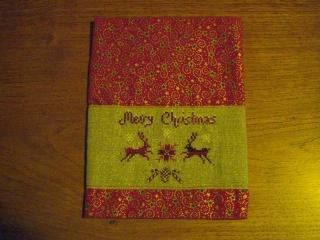 Ech. de pochettes de Noël - *%*  PHOTOS  *%* - Page 2 Dsc05412