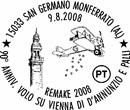 Erstflüge, Sonderflüge und neue Ballonpost - Seite 3 Volo210