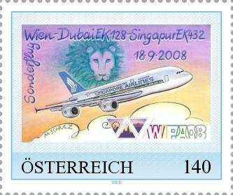Erstflüge, Sonderflüge und neue Ballonpost - Seite 3 Wien_210