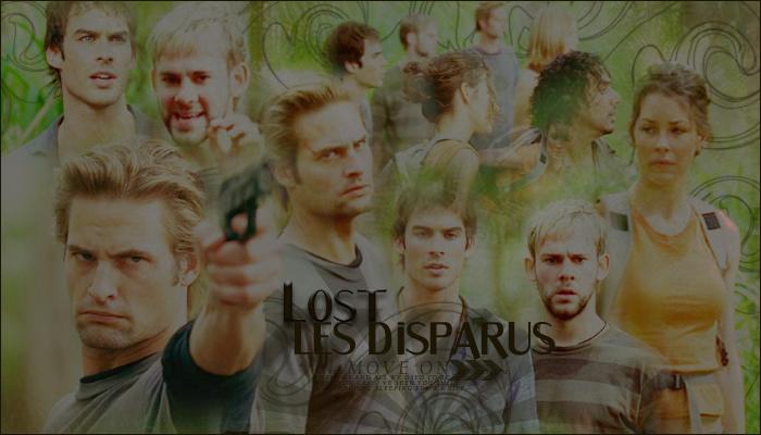 - Lost, les disparus -
