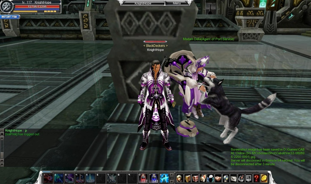 Screenshot NATION WAR Cabalv12
