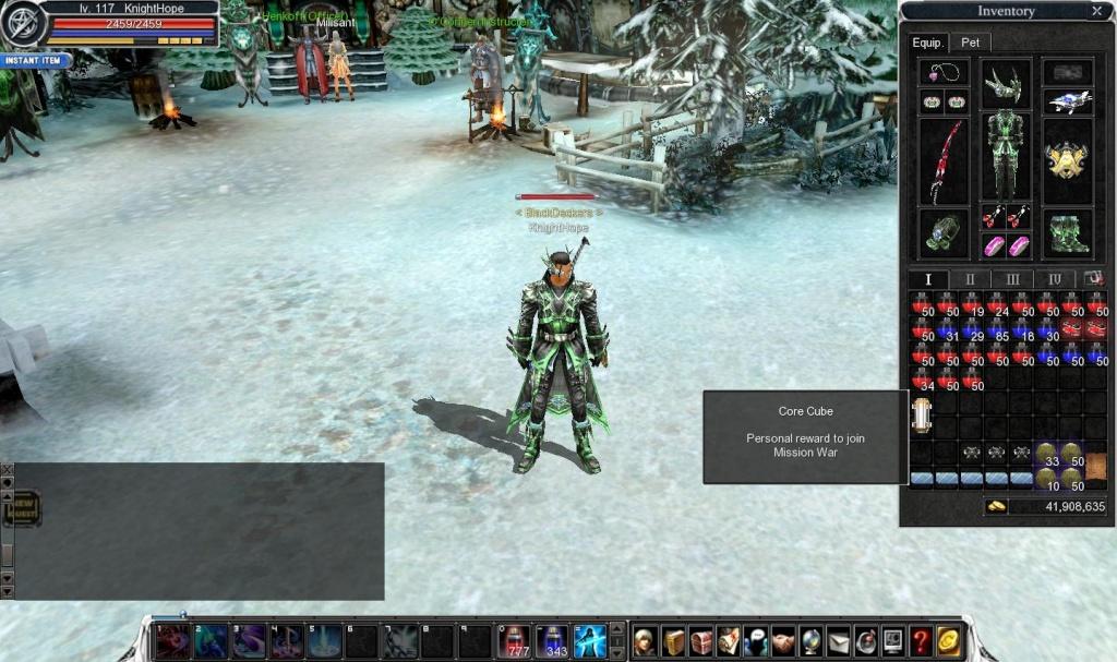 Screenshot NATION WAR Cabalv13