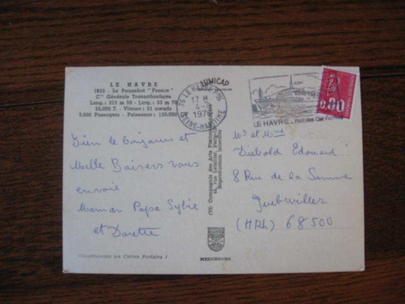 Collection perso d'envellope et autre Photo_34