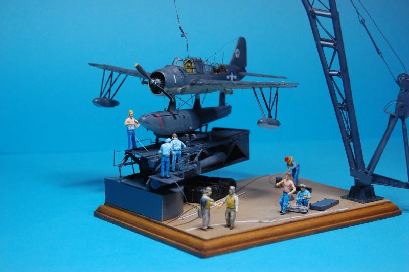Vought OS2U Kingfisher - Catapulte [Airfix] Dsc_0300